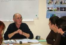 PhD Джон Гордон, профессор Лондонского Университета