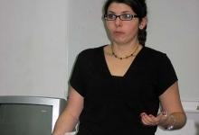 Ребекка Дэш, преподаватель из США