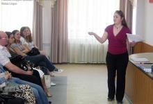 Ровенна Болдуин, преподаватель из Великобритании